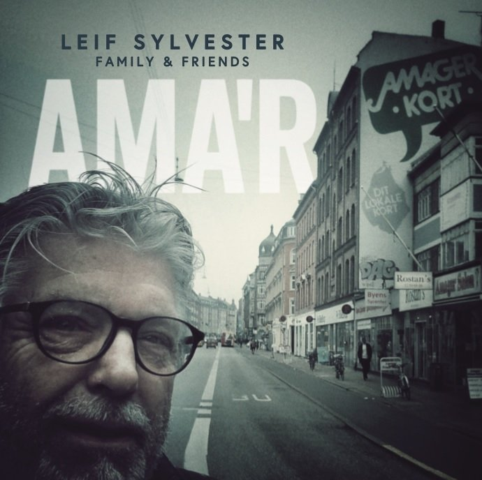 Image of   Leif Sylvester - Amar - CD