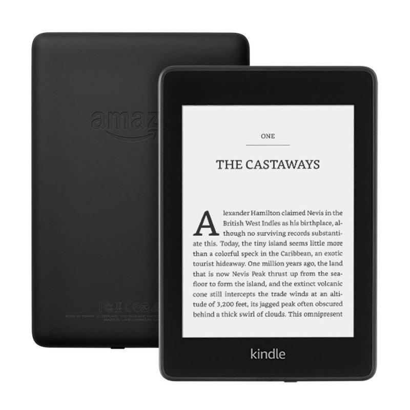 Image of   Amazon Kindle Paperwhite - 6 Skærm - 8 Gb - Sort