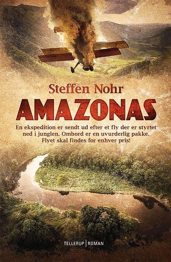 Image of   Amazonas - Steffen Nohr - Bog
