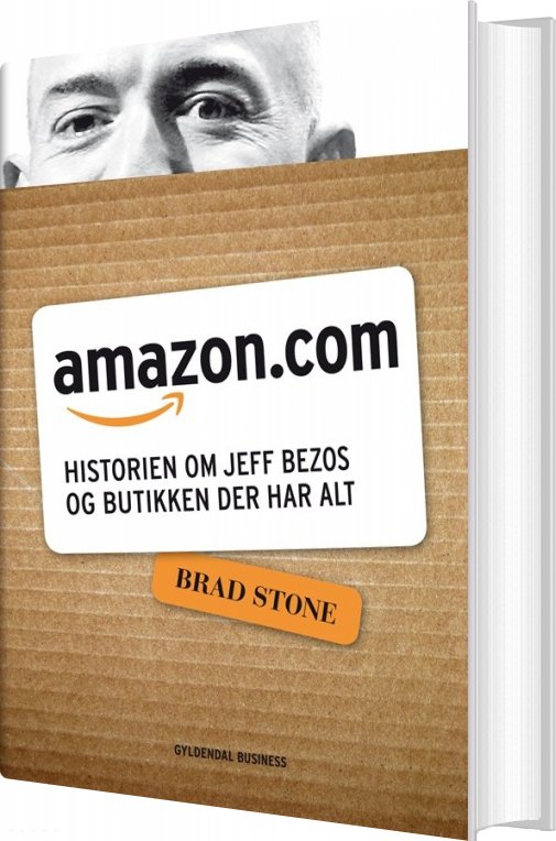 Image of   Amazon.com - Brad Stone - Bog