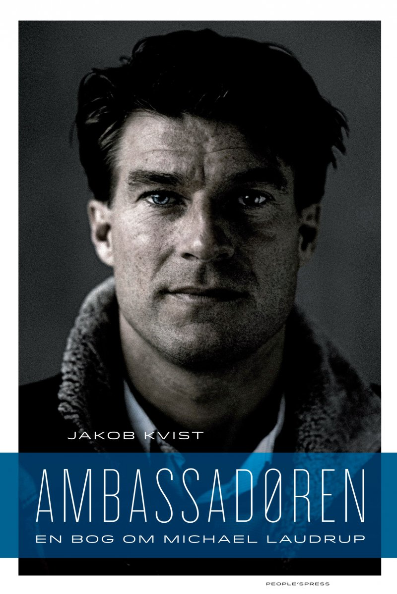 Image of   Ambassadøren - Jakob Kvist - Bog