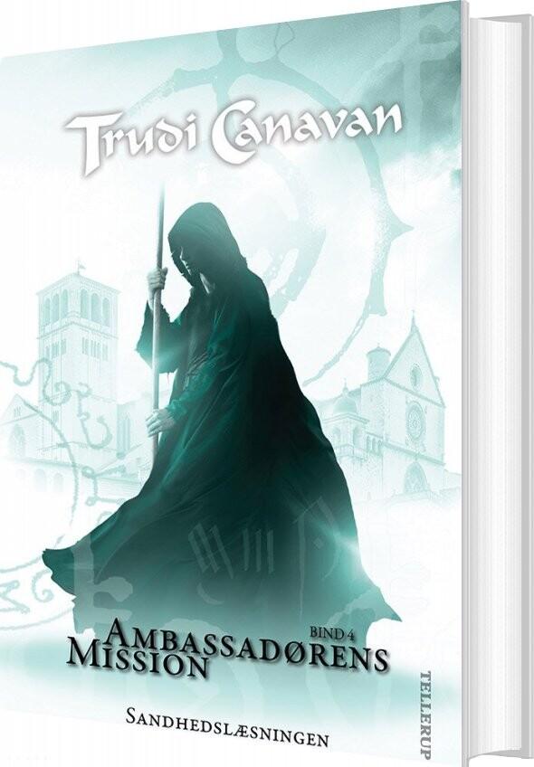 Image of   Ambassadørens Mission #4: Sandhedslæsningen - Trudi Canavan - Bog