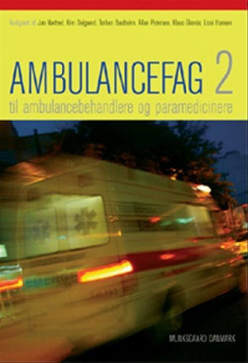 Ambulancefag 2 - Claus Falck Larsen - Bog