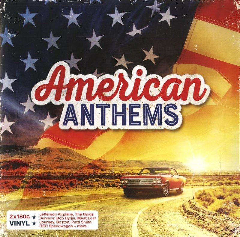 Image of   American Anthems - Vinyl / LP