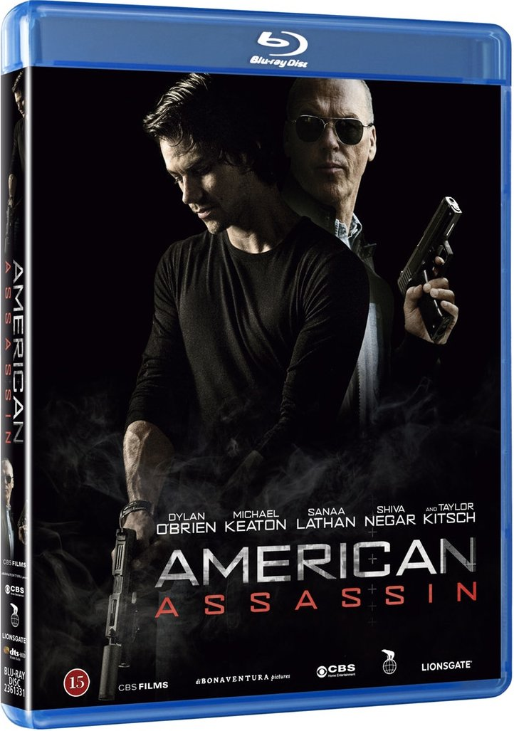 Image of   American Assassin - Blu-Ray