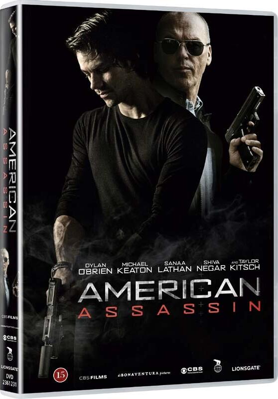 Image of   American Assassin - DVD - Film