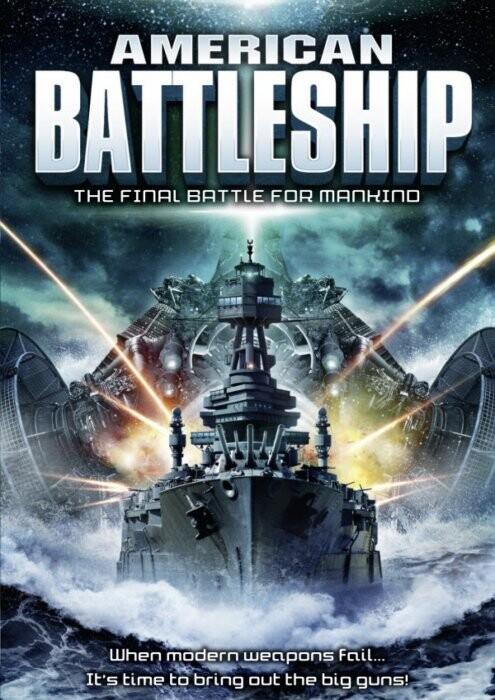 Image of   American Battleship - DVD - Film