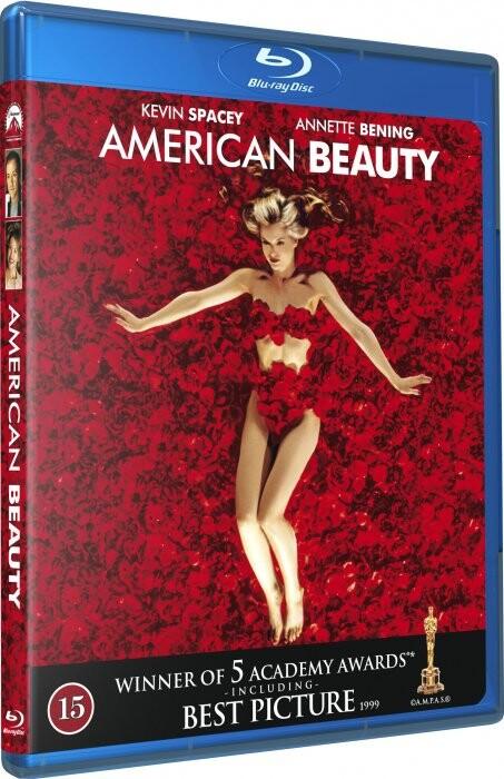 Image of   American Beauty - Blu-Ray