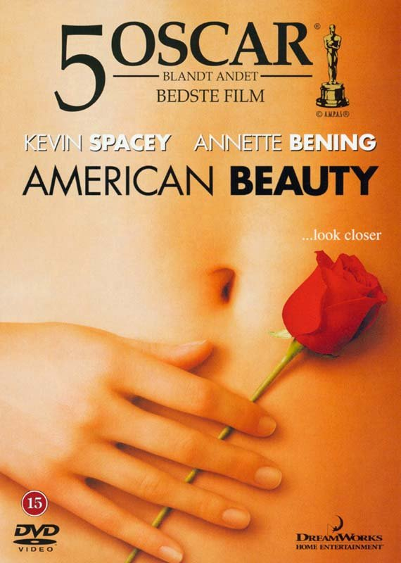 Image of   American Beauty - DVD - Film