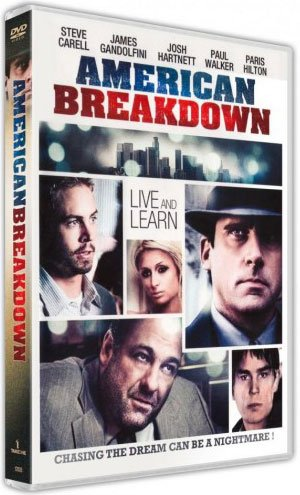 Billede af American Breakdown / Stories Usa - DVD - Film