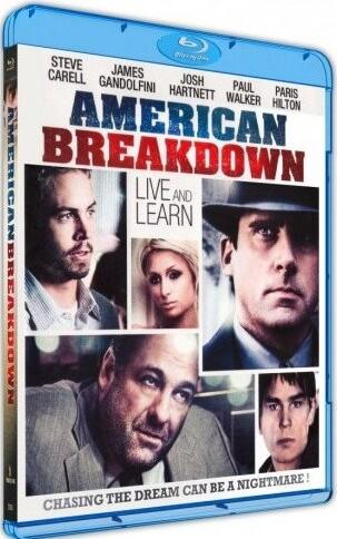 Image of   American Breakdown - Blu-Ray