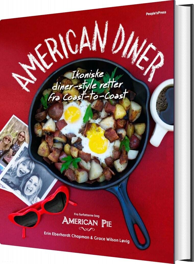 Image of   American Diner - Erin Chapman - Bog