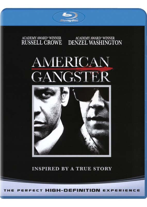 Image of   American Gangster - Blu-Ray