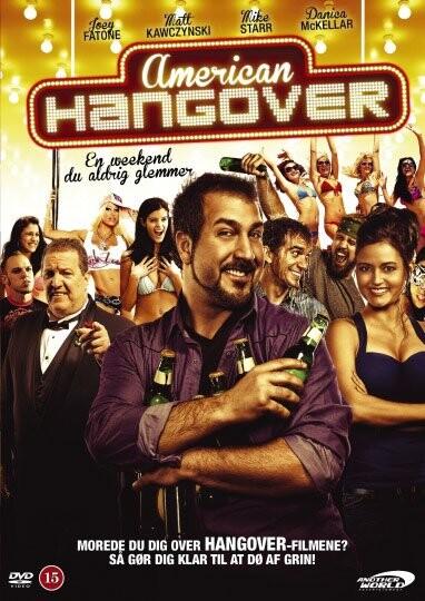 Image of   American Hangover / Mancation - DVD - Film