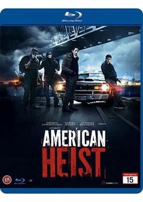 Image of   American Heist - Blu-Ray