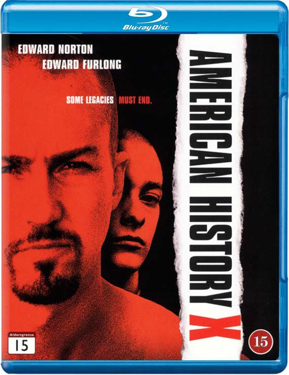 Image of   American History X - Blu-Ray