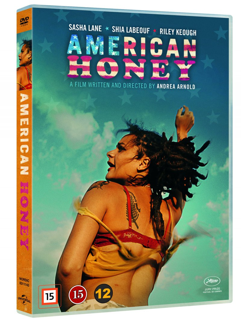 Image of   American Honey - DVD - Film