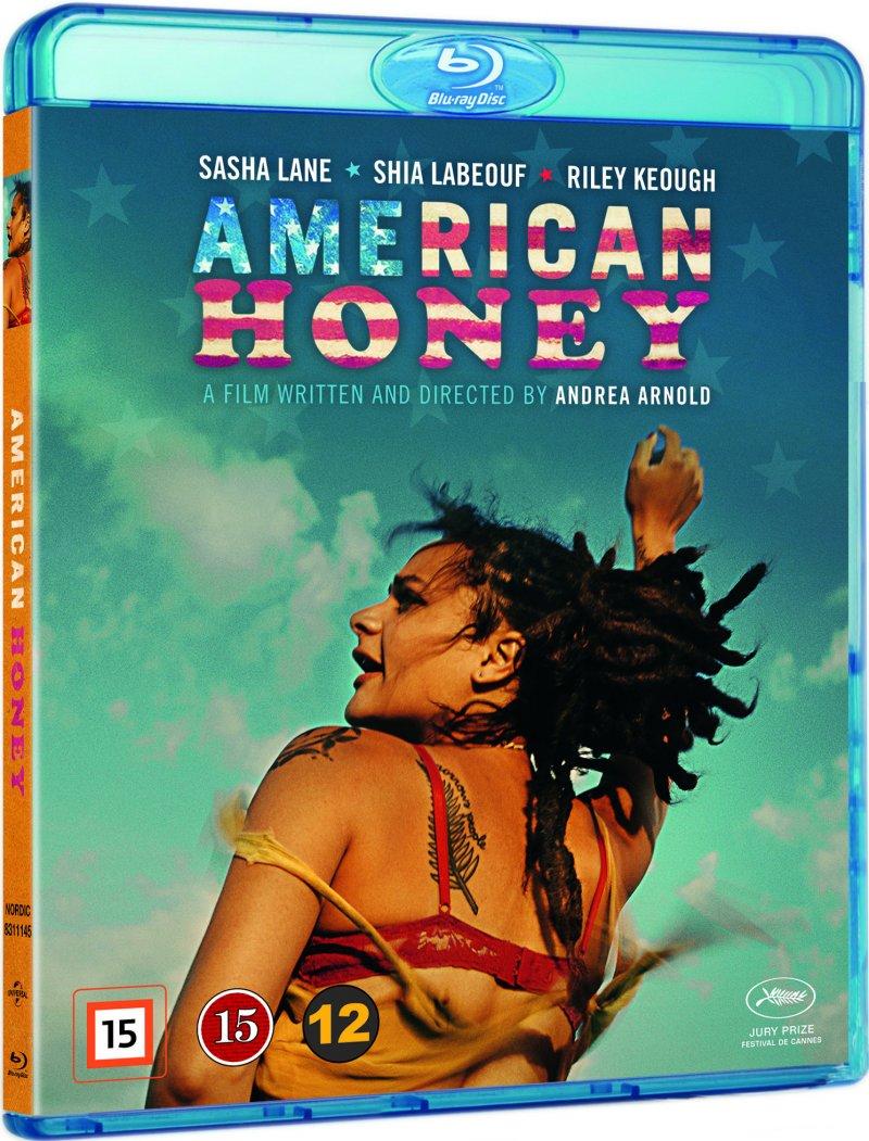 Image of   American Honey - Blu-Ray