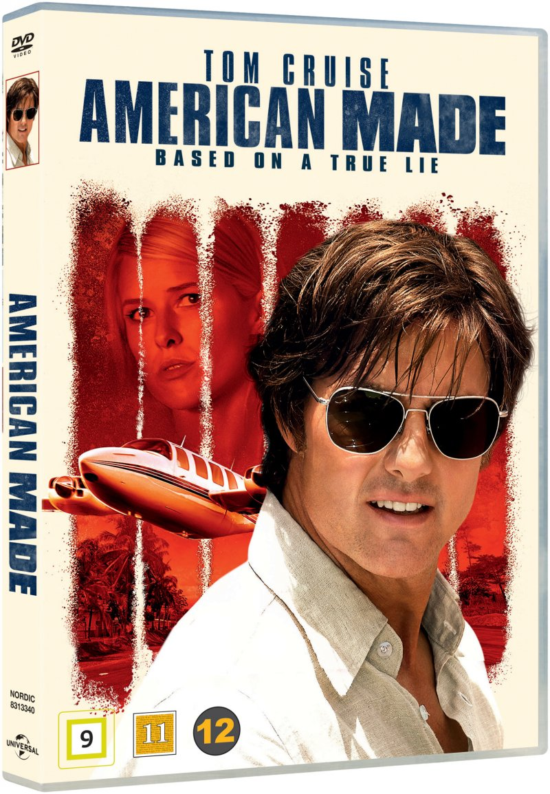 Image of   American Made - DVD - Film