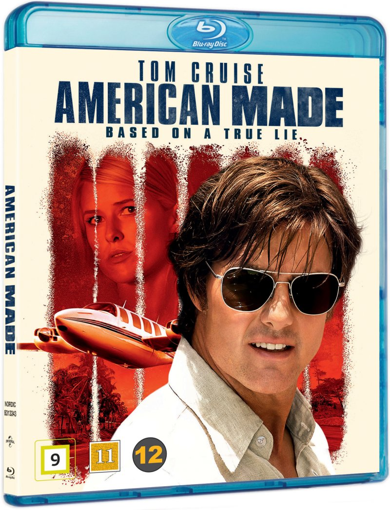 Image of   American Made - Blu-Ray