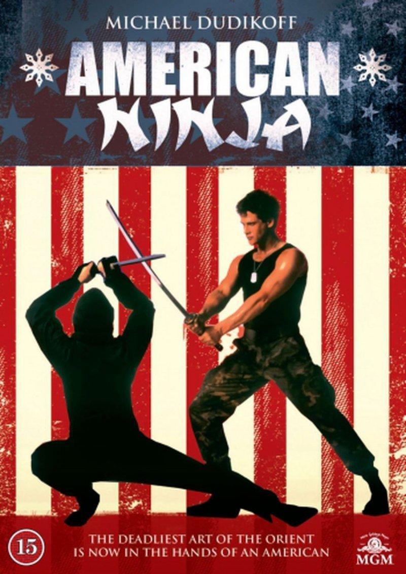 Image of   American Ninja - DVD - Film