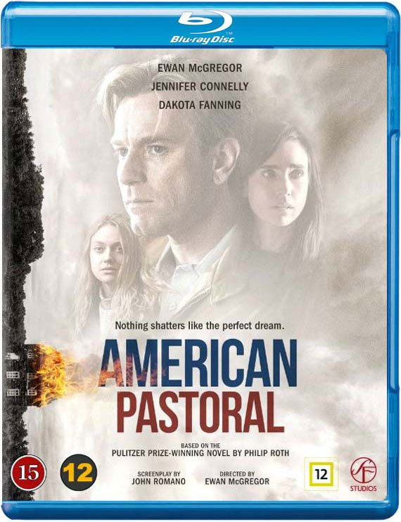 Image of   American Pastoral - Blu-Ray