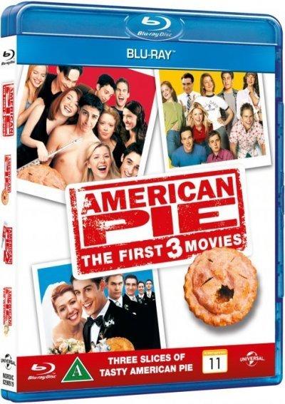 Image of   American Pie 1 // American Pie 2 // American Pie 3: American Wedding - Blu-Ray