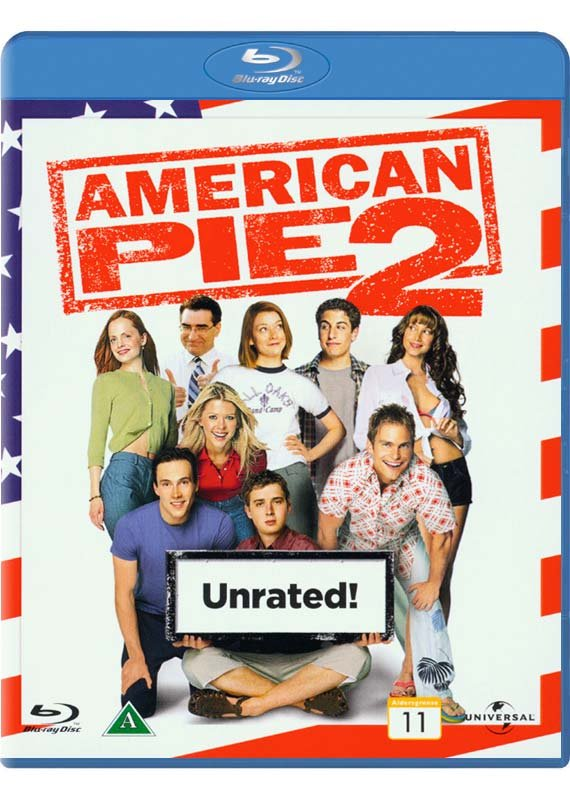 Image of   American Pie 2 - Blu-Ray