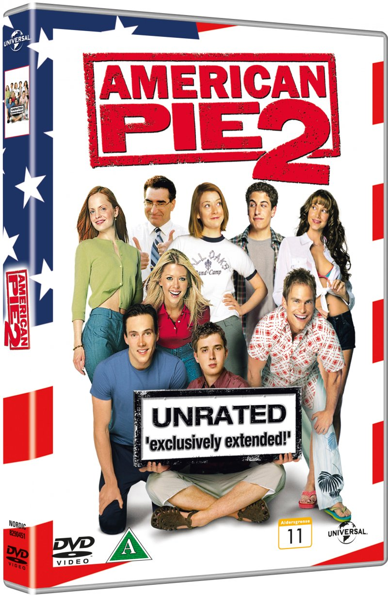 Image of   American Pie 2 - DVD - Film