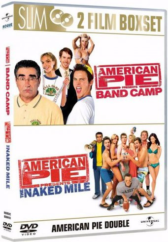 Image of   American Pie 4 // American Pie 5 - DVD - Film