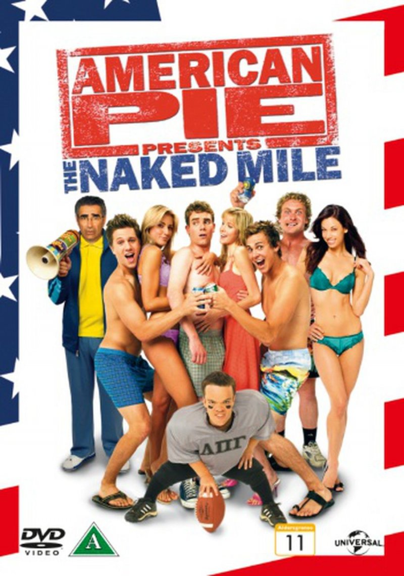 Image of   American Pie 5 - The Naked Mile - DVD - Film