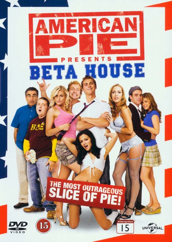Image of   American Pie 6 - Beta House - DVD - Film