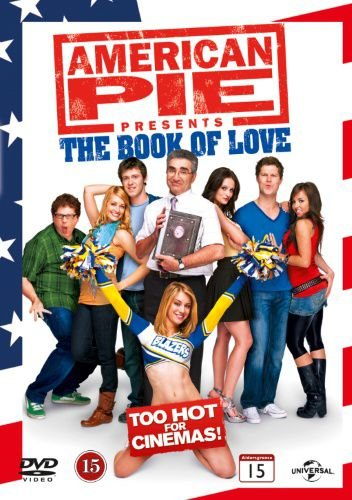 Image of   American Pie 7 - The Book Of Love - DVD - Film