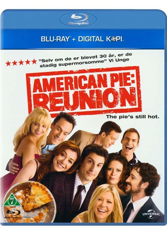 Image of   American Pie 8 - Reunion - Blu-Ray