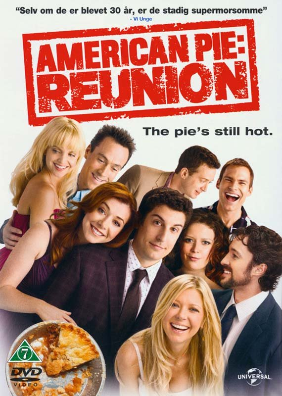 Image of   American Pie 8 - Reunion - DVD - Film