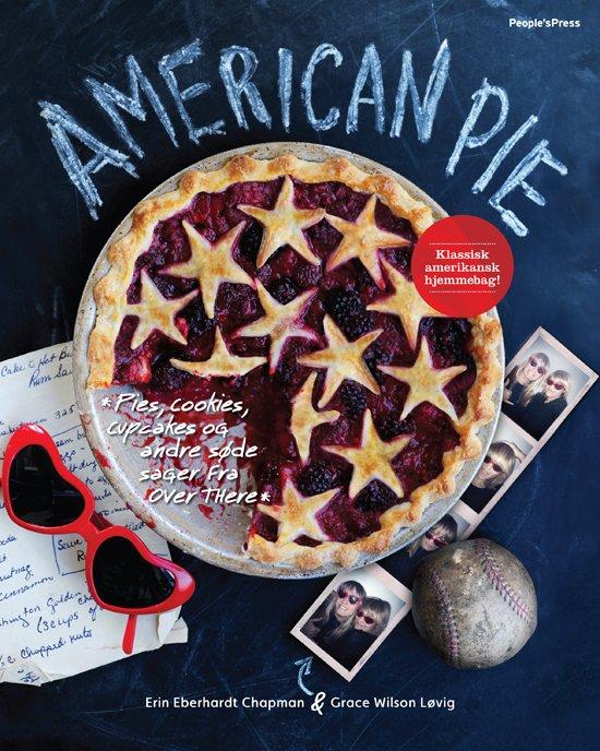 Image of   American Pie - Erin E. Chapman - Bog