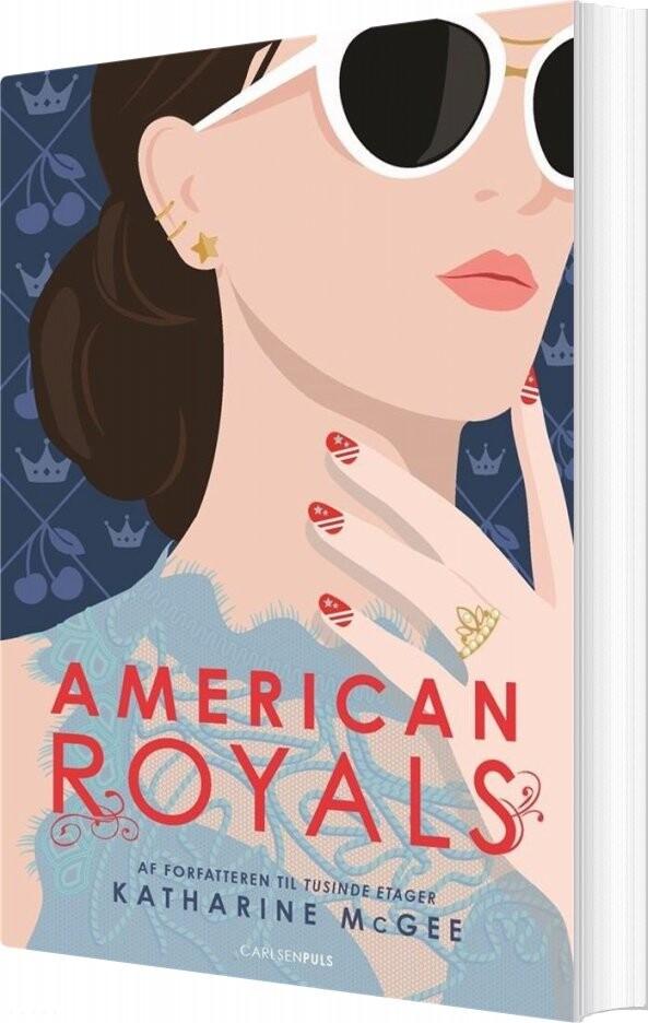 Image of   American Royals 1 - Katharine Mcgee - Bog