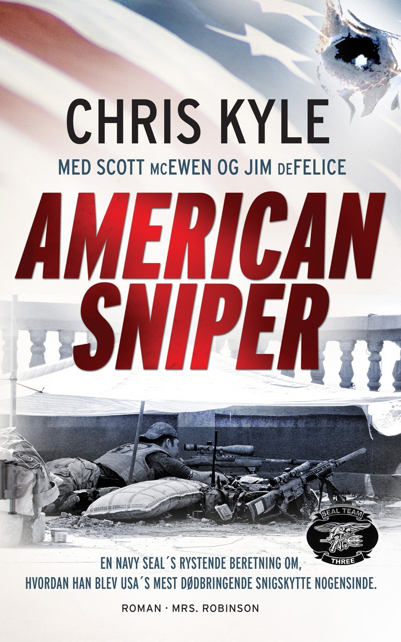 Image of   American Sniper - Chris Kyle - Bog