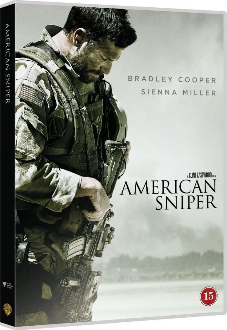 Image of   American Sniper - DVD - Film