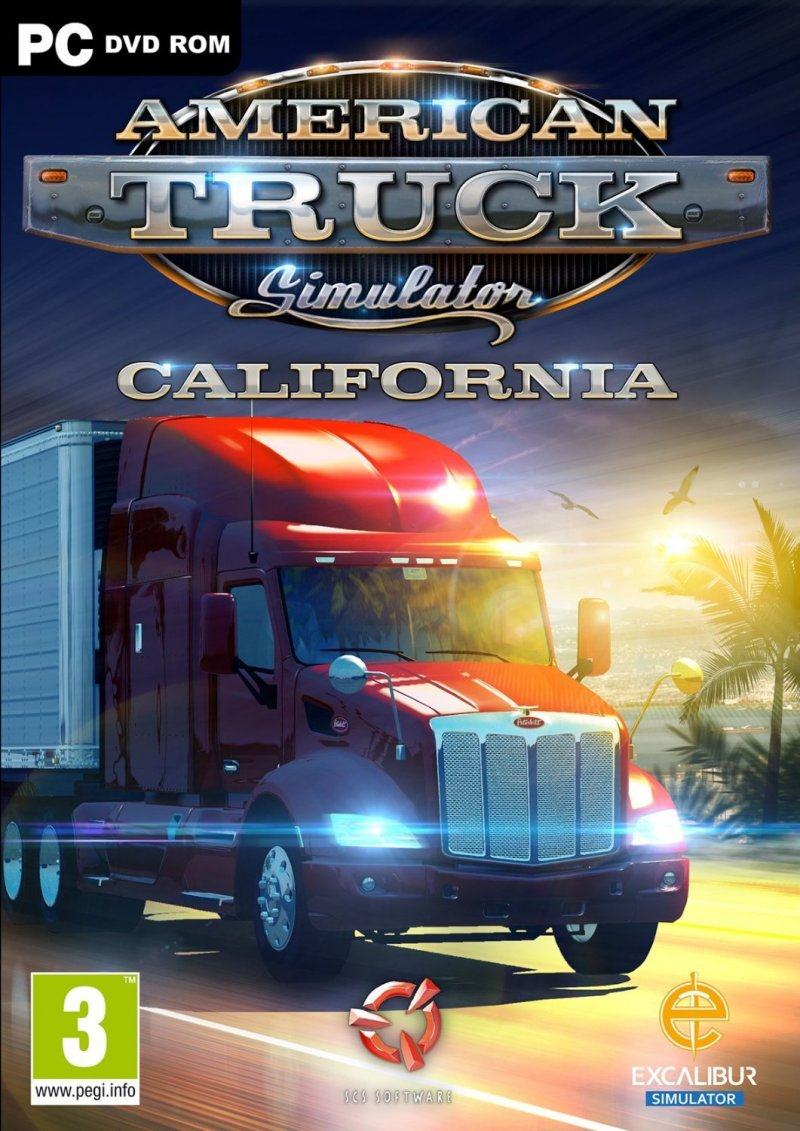 Image of   American Truck Simulator 15 / 2015 - PC
