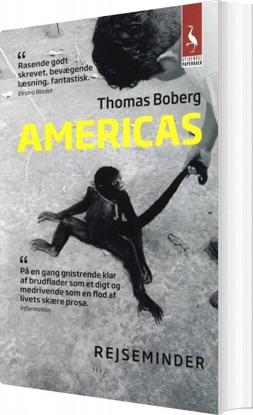 Image of   Americas - Thomas Boberg - Bog