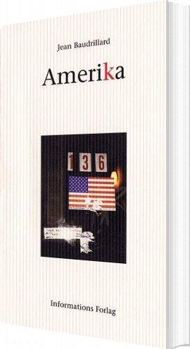 Amerika - Jean Baudrillard - Bog