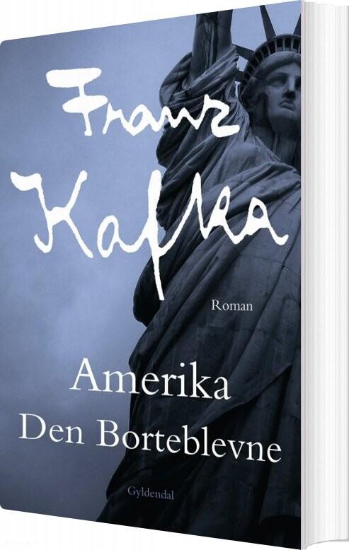 Amerika - Franz Kafka - Bog