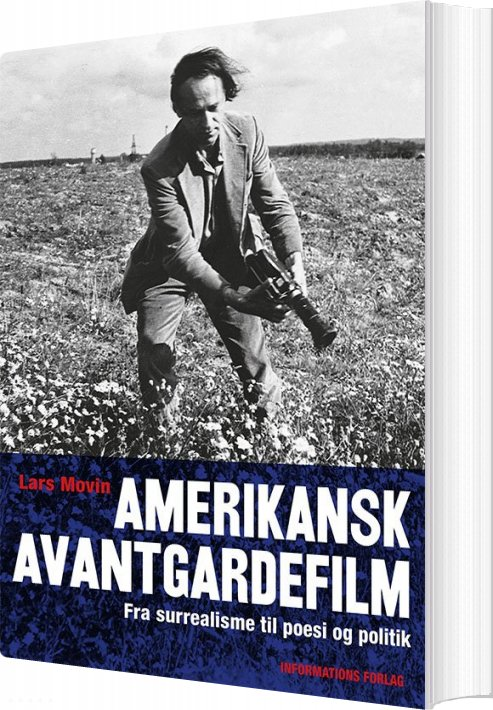 Image of   Amerikanske Avantegardefilm - Lars Movin - Bog