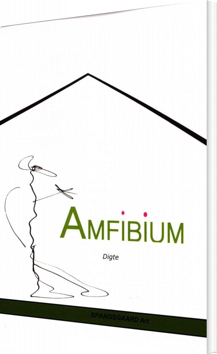 Image of   Amfibium - Jørgen Wassilefsky - Bog