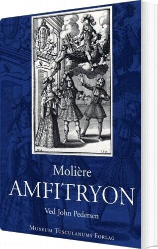Image of   Amfitryon - Jean Baptiste Molière - Bog
