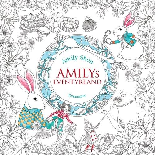 Image of   Amilys Eventyrland - Amily Shen - Bog