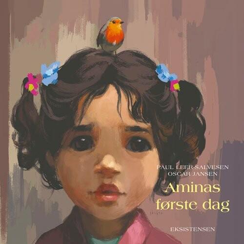 Image of   Aminas Første Dag - Paul Leer-salvesen - Bog