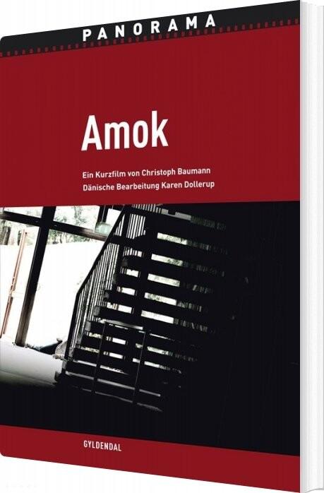 Image of   Amok - Karen Dollerup - Bog