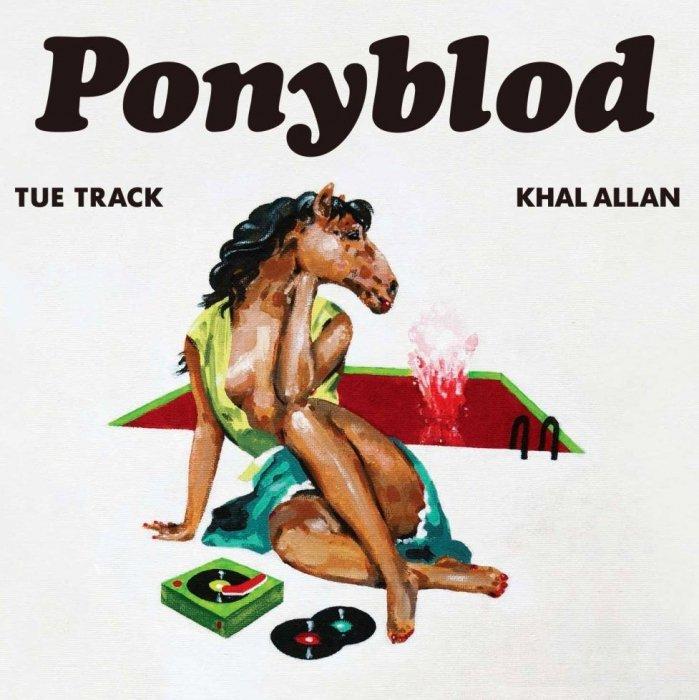 Image of   Ponyblood - Ponyblood - CD
